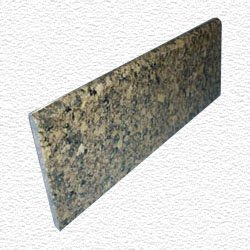 Granite Edge Piece 12X4X3/8 DESERT BROWN BULLNOSE