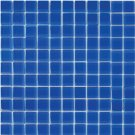 Mosaics 1X1 GLASS BLUE (Crystallized Blend) 12x12