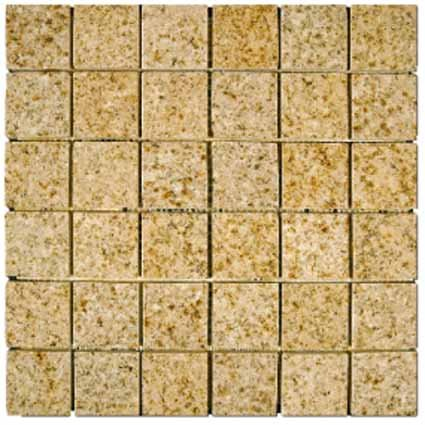 Mosaics 2X2 GRANITE JUPRANA LIGHT (Polished) 12x12