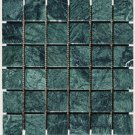 Mosaics 2X2 MARBLE GREEN MARBLE (Tumbled) 12x12