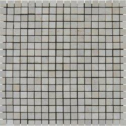 Mosaic 5/8 TRAVERTINE TUSCANY CLASSIC (Polished)12x12