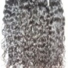 Curly Virgin Remi Human Hair Extensions 20-22 inches