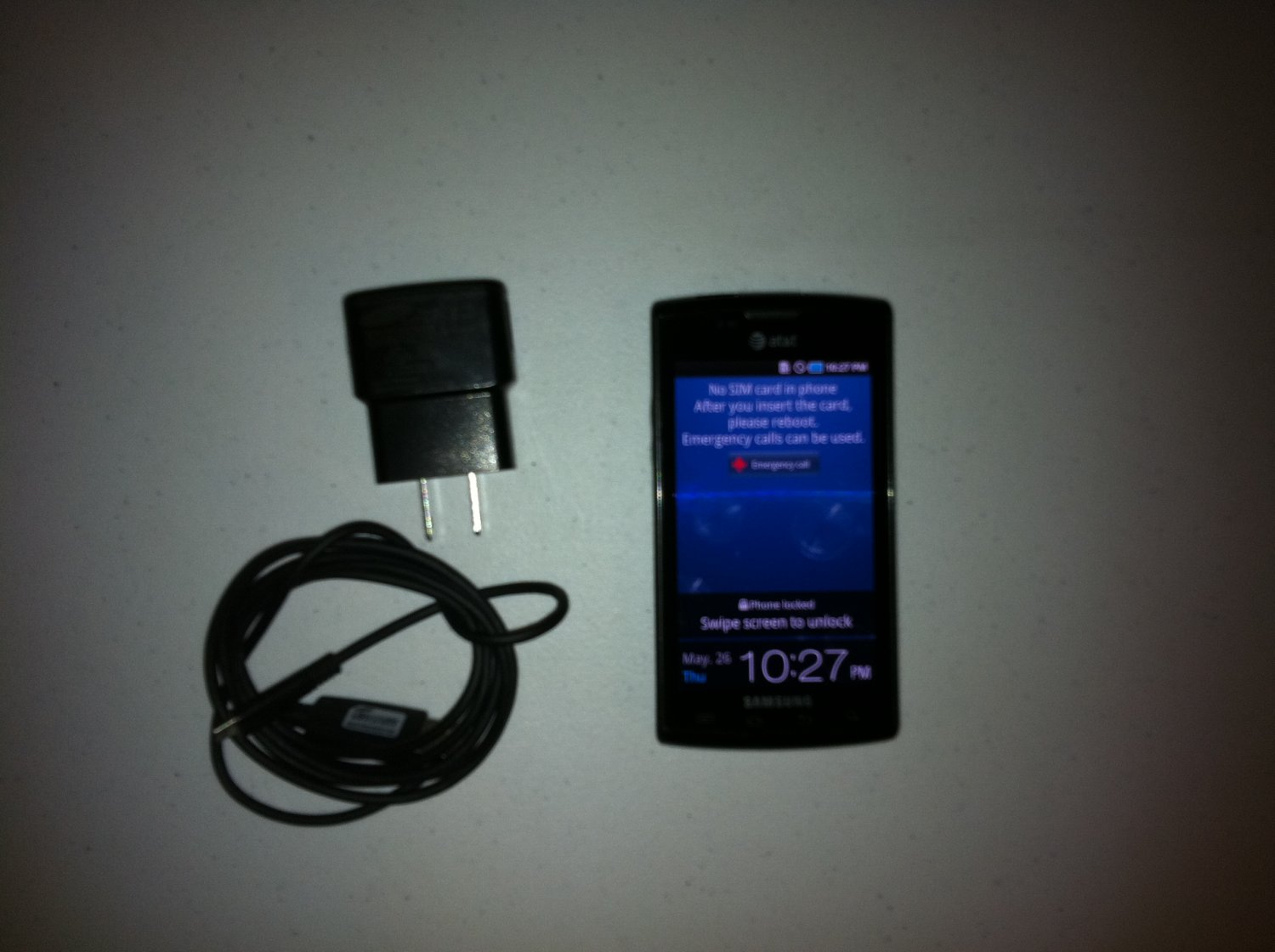 Samsung Captivate Galaxy S (AT&T) Excellent. Insured