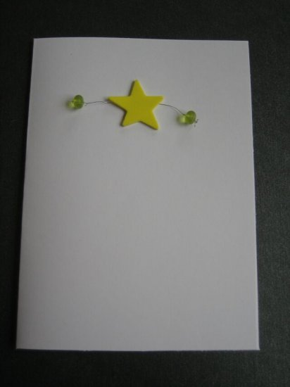 Handmade original occasional Card