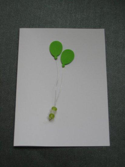 Handmade card - occassional