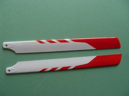 High Quality 325mm fiber glass blades