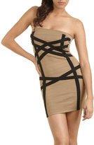 Bandage Tube Dress