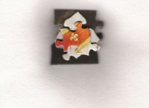 Puzzle Pin