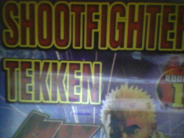 ShootFighter Tekken( BRAND NEW FACTORY SEALED!)