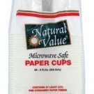 Natural Value™ Recycled Paper Cups
