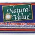 Natural Value™ Gentle Scrubber Sponge