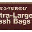 33-Gallon EcoSafe™ Degradable Large Trash Bags