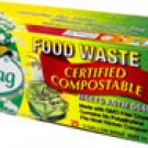 BioBag™ 3-gallon Compostable Kitchen Composter Bags