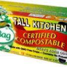 BioBag™ 13-gallon Compostable Tall Kitchen Trash Bags