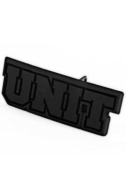 Unit Riders MX Varsity Belt Buckle - Black