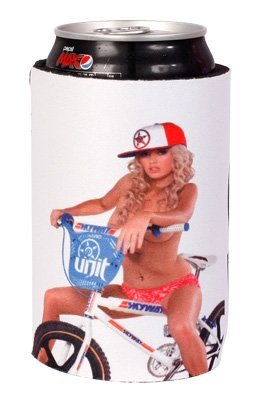 Unit Riders MX Skyway Drink Cooler Koozie Koozy Beer Holder