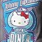 Size XL - Johnny Cupcakes x Hello Kitty JC/HK Diner Girls T Shirt