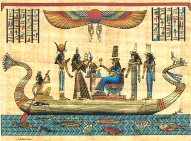 Nepthys The Sister Of Isis And Wife Of Seth