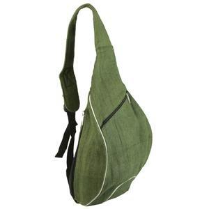 Hemp Side Backpack