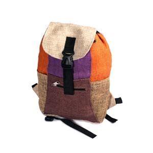 Hemp Patch Backpack