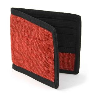 Multi card holder wallets - Crimson