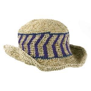 Hemp Cotton Wire Brim Hat