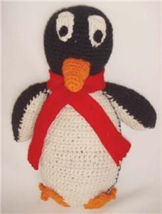 Penguine doll
