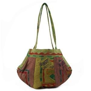 Recycled Rice Bag - Handbag Assorted