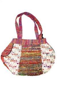 Raja & Silk Round Ladies Bag