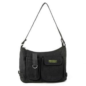 Hemp Handbag w/ front pockets