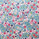 Folk Paisley 1 M ~ Cath Kidston Cotton Duck Fabric