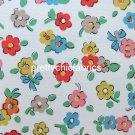 Daisies White 1 M ~ Cath Kidston Cotton Duck Fabric
