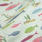 Fish Cotton Duck 1 M ~ Cath Kidston