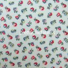 Elgin Ditsy White Cotton Duck 1 M ~ Cath Kidston
