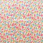 2015 Little Leaves Bright Cotton Duck 1 M ~ Cath Kidston