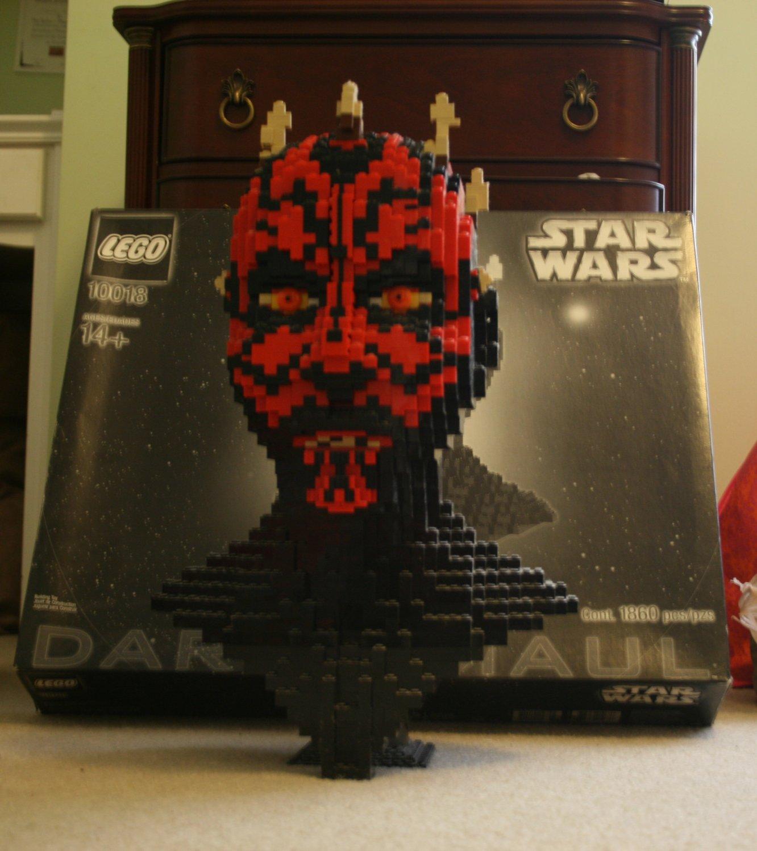 Lego Star Wars Ultimate Collector Series Darth Maul