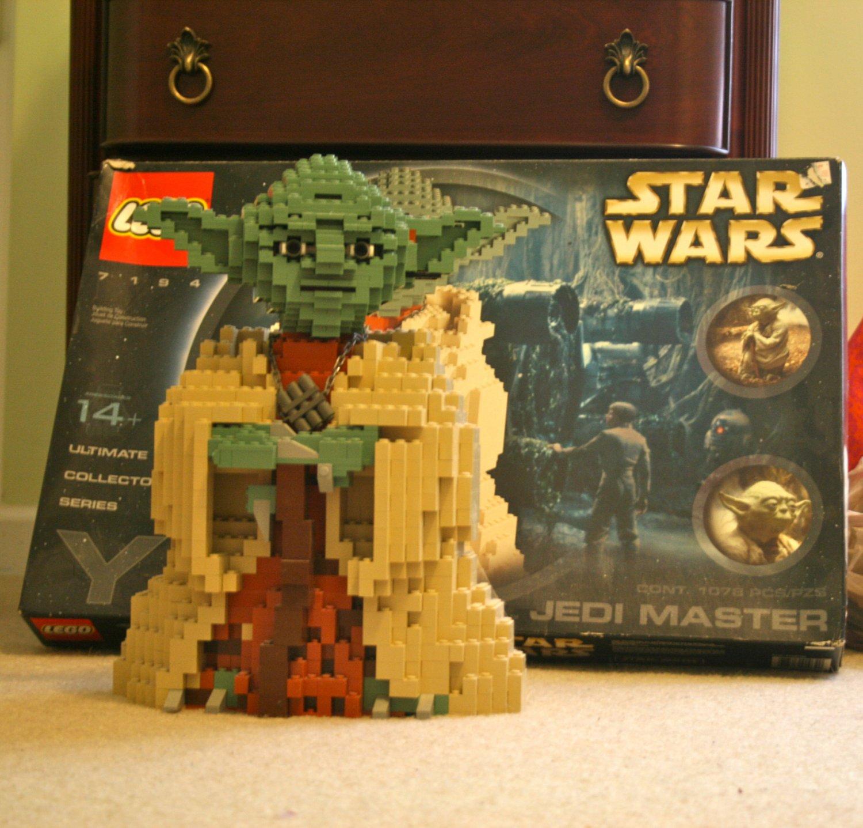 Lego Star Wars Ultimate Collector Series Yoda