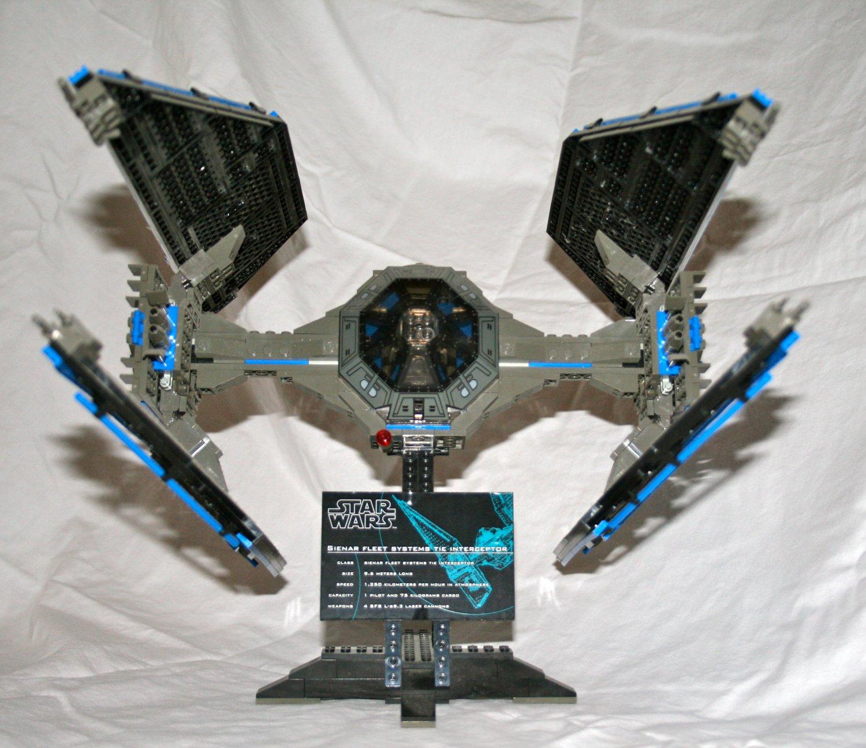 Lego Star Wars Ultimate Collector Series Tie Interceptor