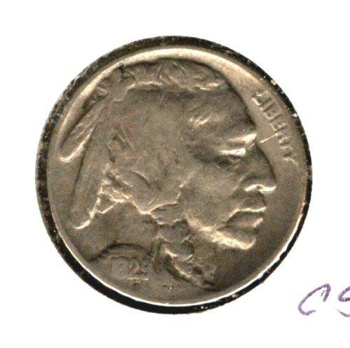1929S (VF) BUFFALO NICKEL (C5)