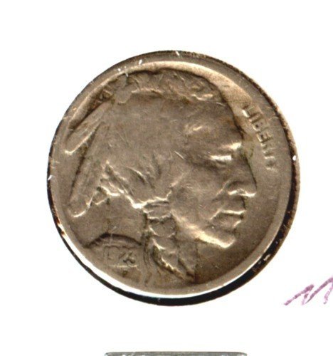 1923S (VG+) BUFFALO NICKEL (M03)