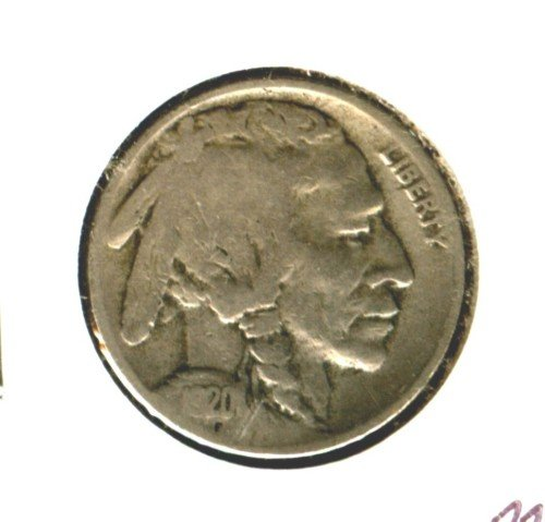 1920D (VG) BUFFALO NICKEL (M04)