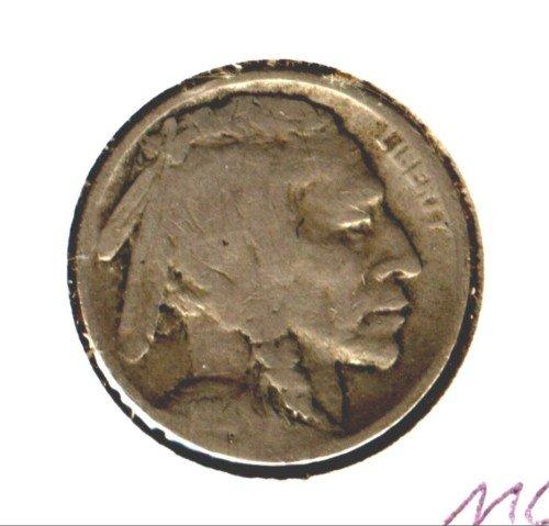 1914S (VG+) BUFFALO NICKEL (M05)