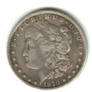 1879 (VF) MORGAN DOLLAR (W151) SILVER