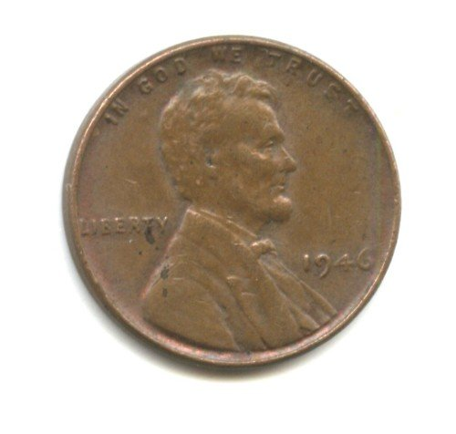 1946 (XF) LINCOLN PENNY (EB1528)