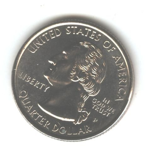 1999 P Georgia State BU Washington Quarter (EB1082)