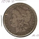 1896S  MORGAN DOLLAR (M10) SILVER