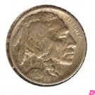 1924D (XF) BUFFALO NICKEL (B35)