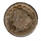 1894 (G) LIBERTY NICKEL (W102)