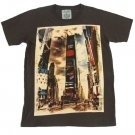 T-shirt  SP05 L Urban Centre Funky Punk Rock Retro tee