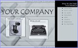 Portal Web Template 003